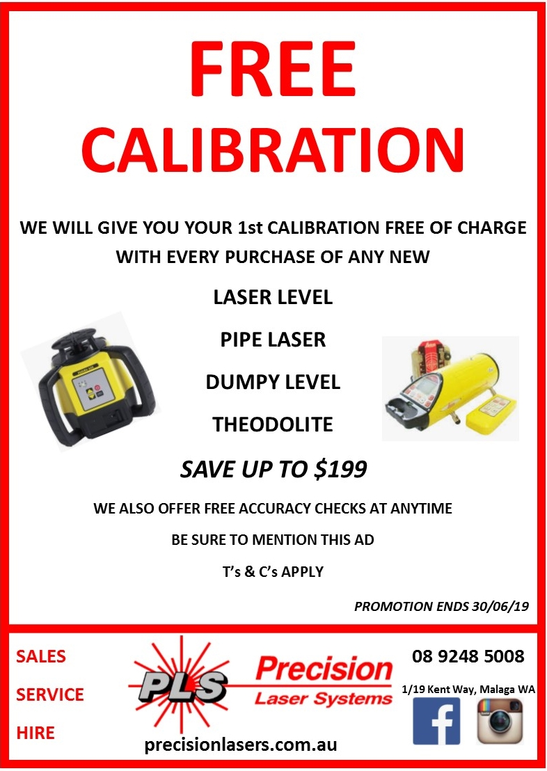 Free Calibration
